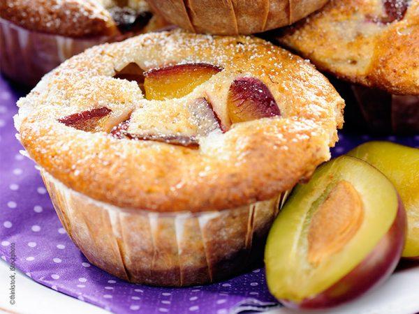 Mirabellen Muffins