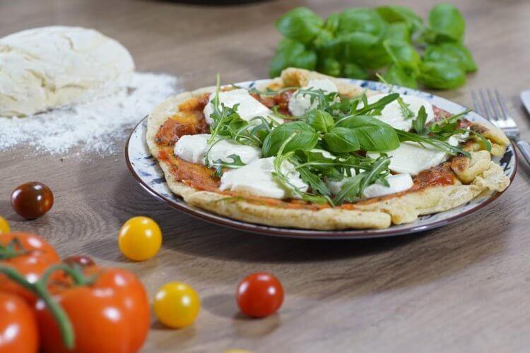 pfannen-pizza