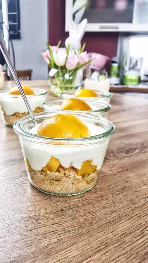 Spiegelei-Dessert