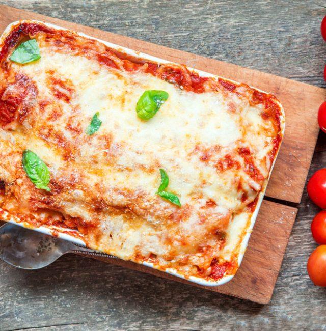Rebecca's Lasagne