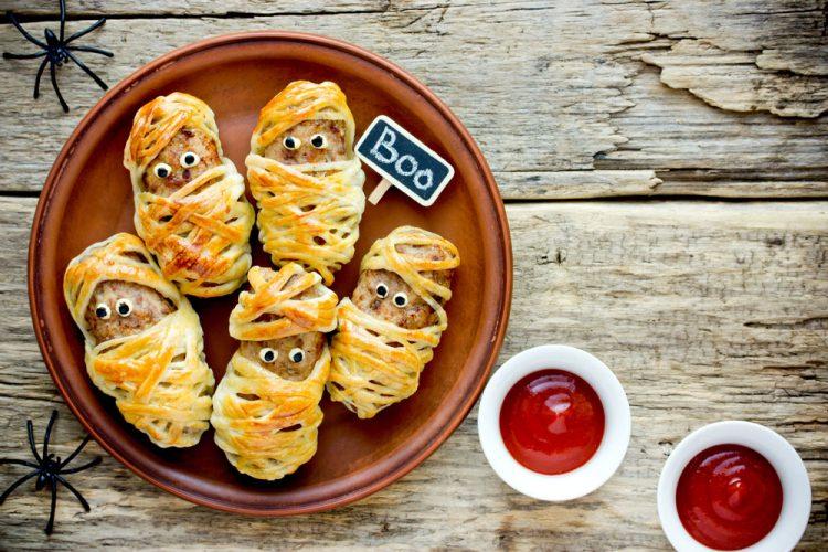 Frikadellen-Mumien