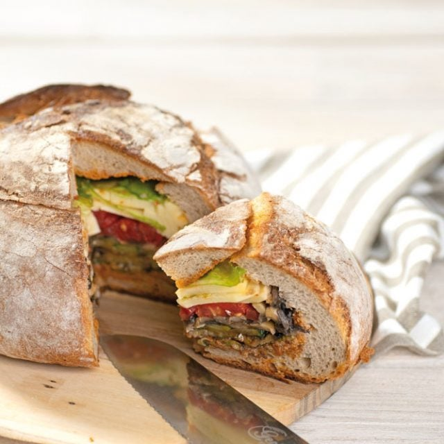 Picknick-Brot
