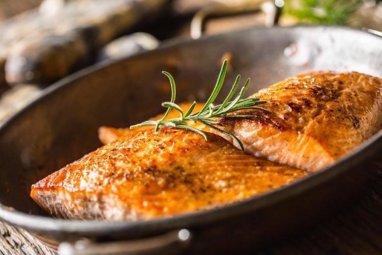 3 Wege um Lachs perfekt zuzubereiten