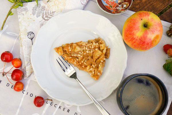 Schneller-Apfelkuchen