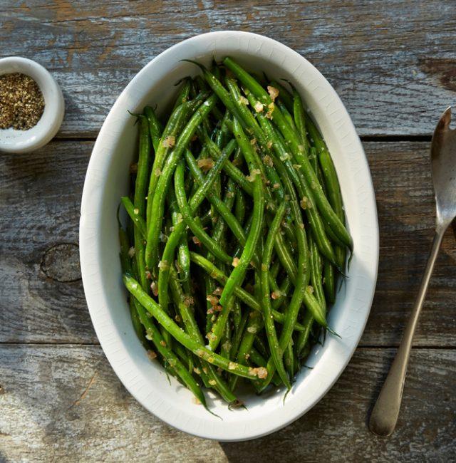 Grüne Bohnen lecker zubereiten