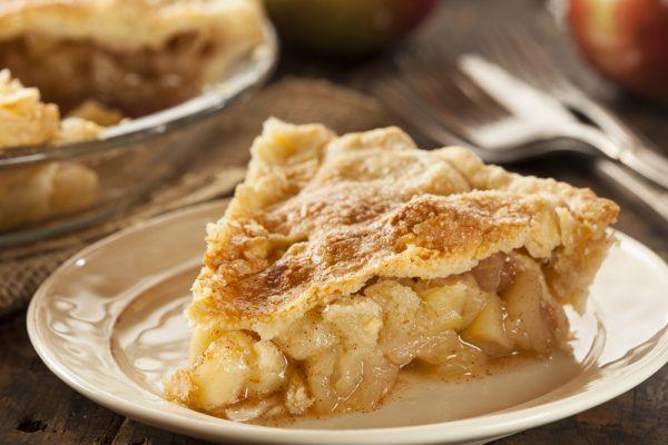 Apple Pie auf amerikanische Art