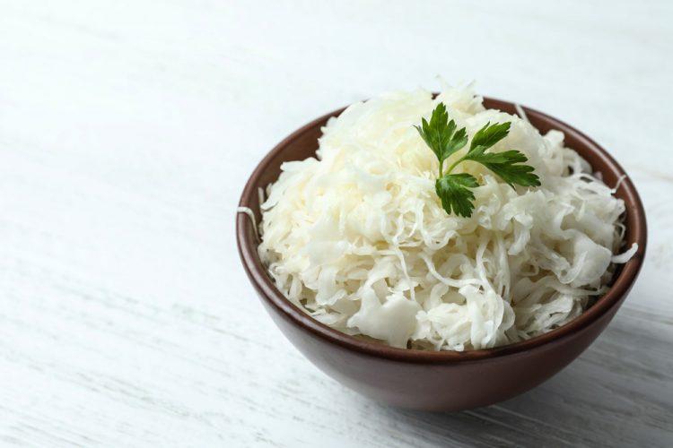Krautsalat wie im griechischen Restaurant