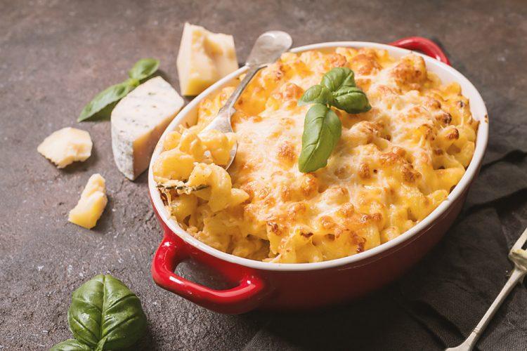 3-Zutaten-Mac & Cheese