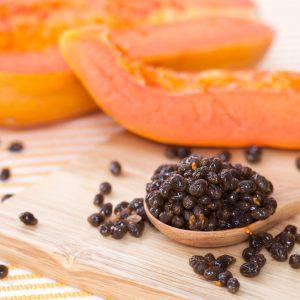 Papaya-Pfeffer