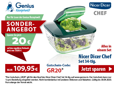 Rezeptwelt Pop up NDChef