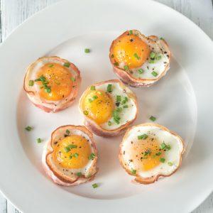 Eier-Speck-Muffins
