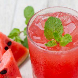 Wassermelonen Lillet