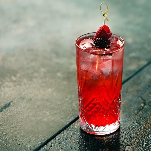 Drachenblut Mocktail