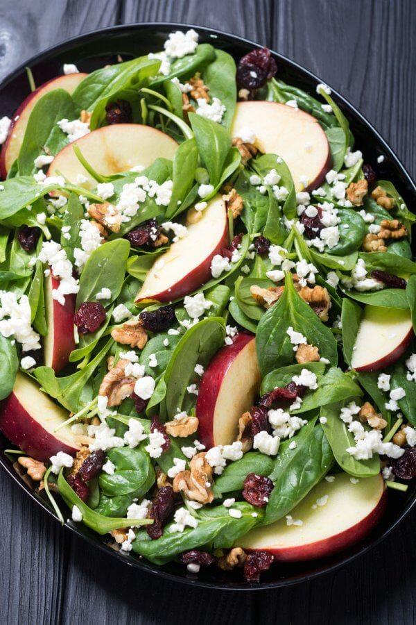 Herbstlicher Salat - Genius Rezeptwelt